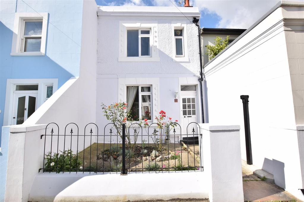 3 Bedrooms Terraced House for sale in Gensing Road, St. Leonards-On-Sea