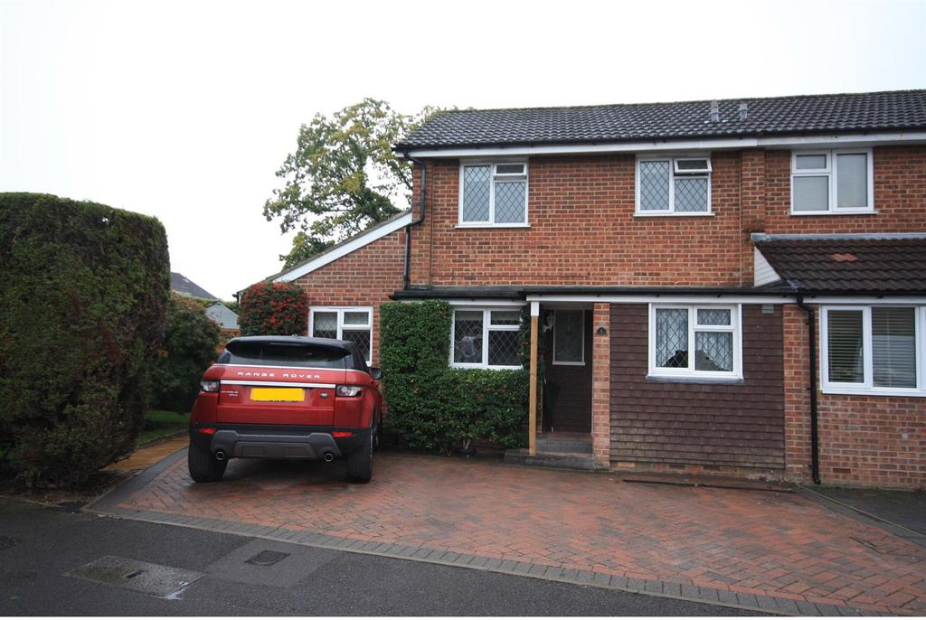 2 Bedrooms End Of Terrace House for sale in Bishopstoke