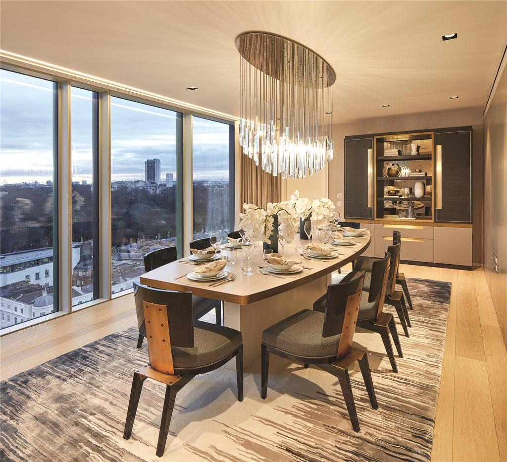 4 Bedrooms Penthouse Flat for sale in The Nova Building, 188-200 Buckingham Palace Road, London, SW1W