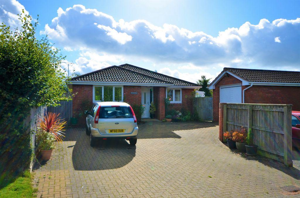 3 Bedrooms Bungalow for sale in Higher Down, Kenton, EX6