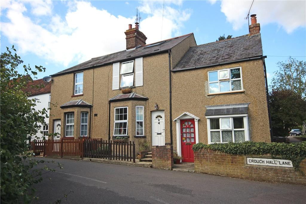 2 Bedrooms Terraced House for sale in Crouch Hall Lane, Redbourn, St. Albans, Hertfordshire
