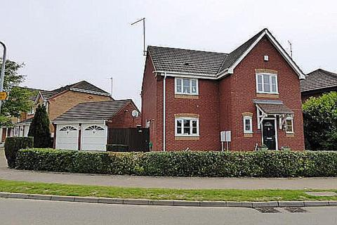 3 bedroom detached house for sale - Harcourt Way, Hunsbury Hill, Northampton, NN4