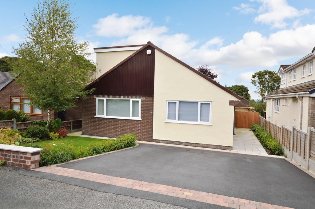 5 Bedrooms Detached Bungalow for sale in Greenwood Road, Lymm