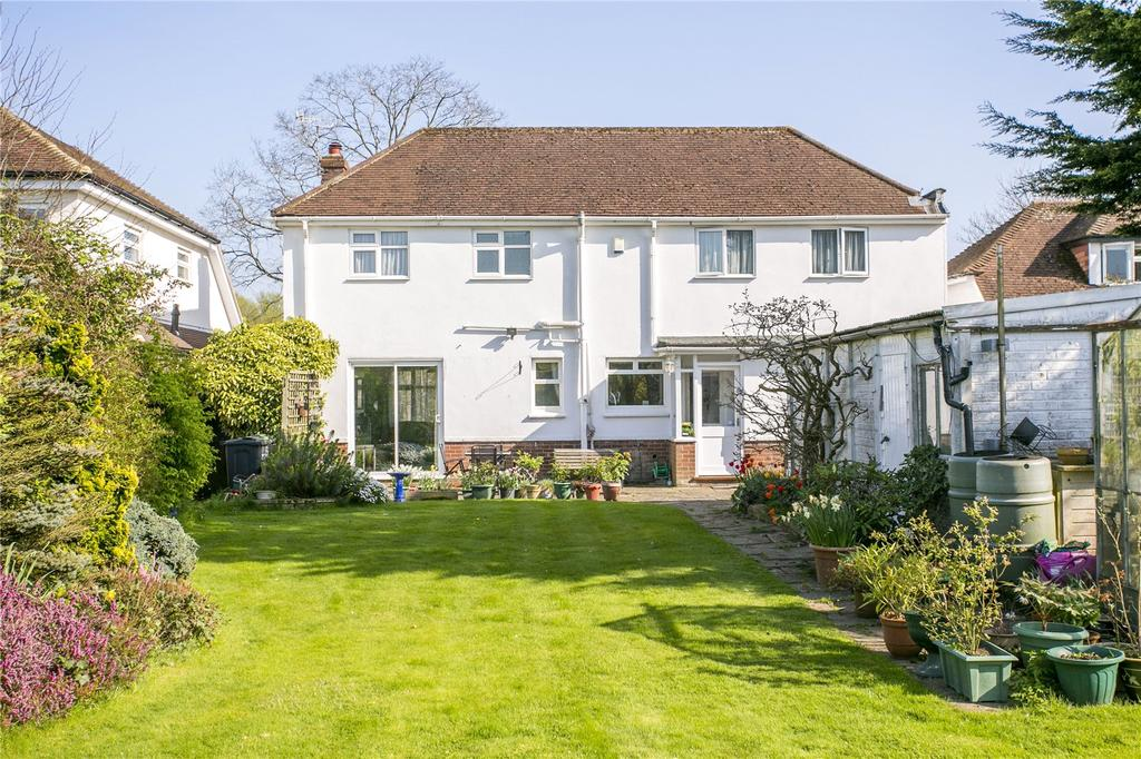 4 Bedrooms Detached House for sale in Hadlow Road, Tonbridge, Kent