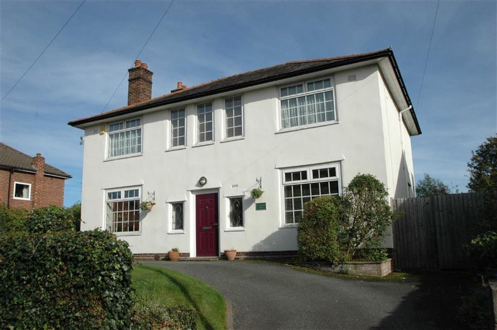 4 Bedrooms Detached House for sale in Filkins Lane, Boughton, Chester
