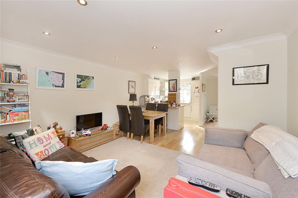 2 Bedrooms End Of Terrace House for sale in Caledonian Wharf, London