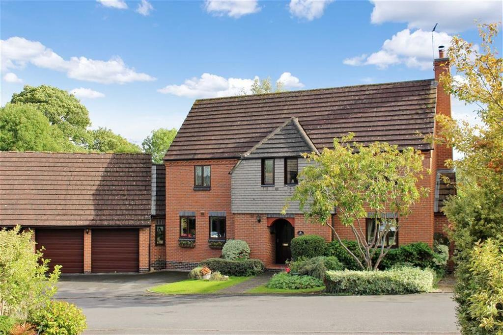 4 Bedrooms Detached House for sale in Wilcox Leys, Moreton Morrell, CV35