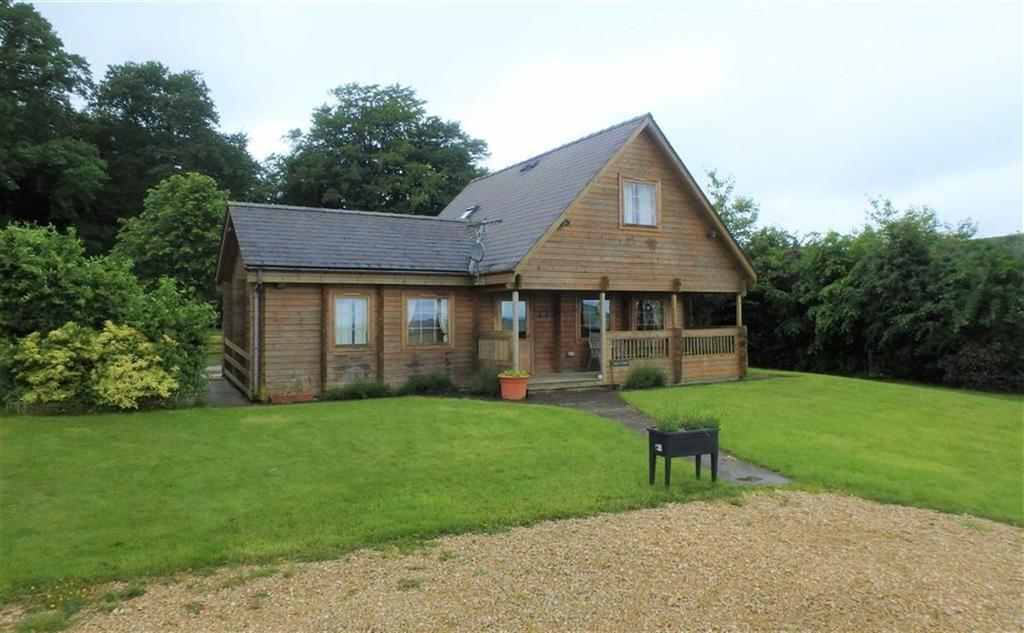 3 Bedrooms Detached House for sale in Penoffa Farm, Presteigne, Presteigne, Powys