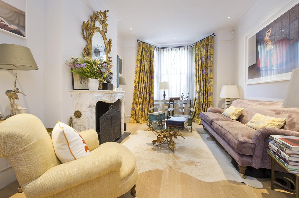 3 Bedrooms Town House for sale in Bracewell Road, London W10