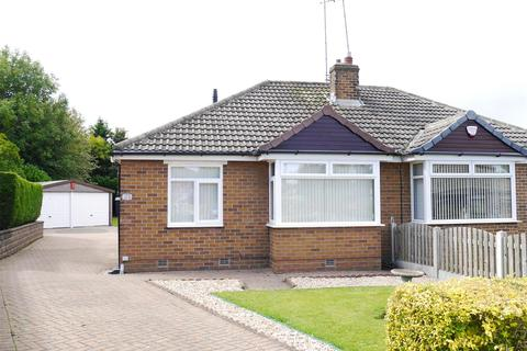 2 bedroom semi-detached bungalow for sale - Thurley Drive, Bradford, BD4 7TB