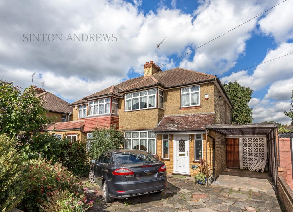 3 Bedrooms House for sale in Charnwood Road, Hillingdon, UB10