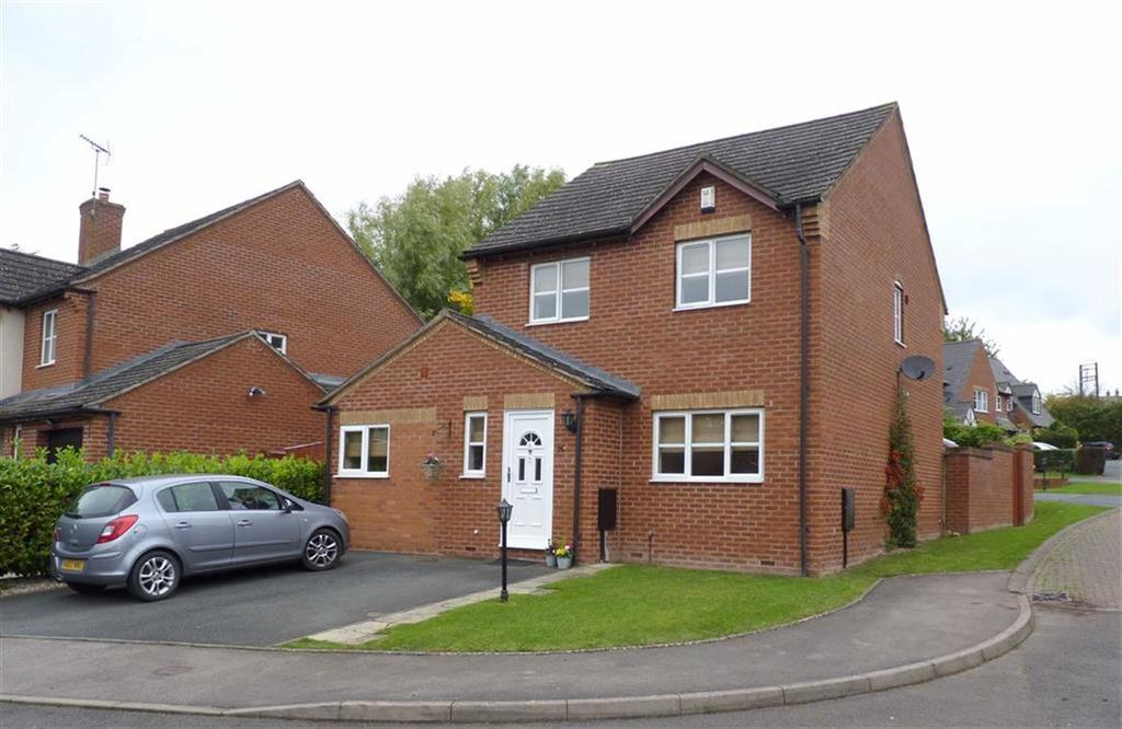 3 Bedrooms Detached House for sale in Frome Park, Herefordshire