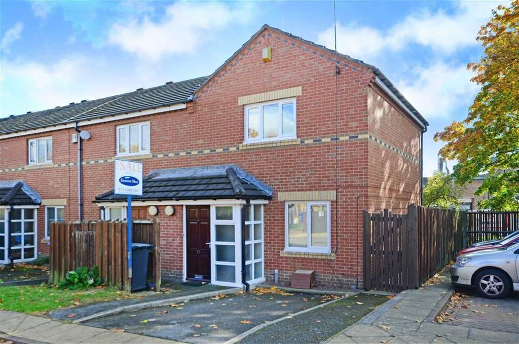 2 Bedrooms Town House for sale in 17, Broom Green, Devonshire Quarter, Sheffield, S3