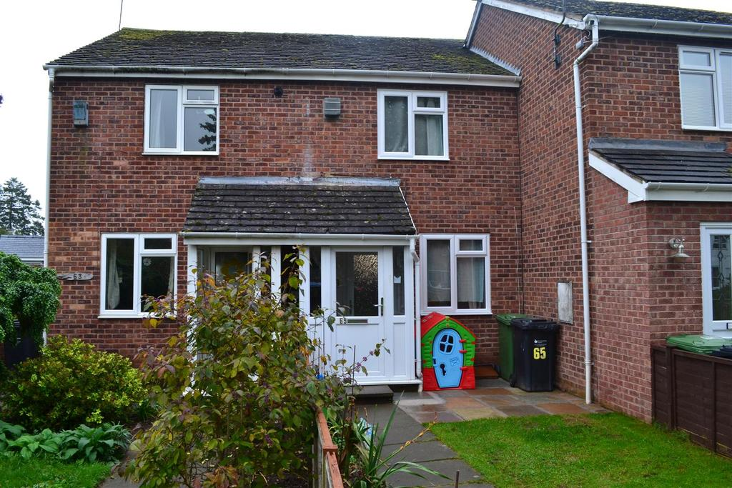 2 Bedrooms Terraced House for sale in Millers Close, Leominster