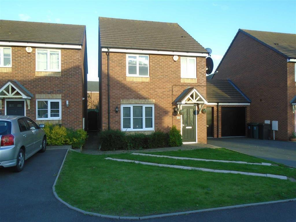 3 Bedrooms Detached House for sale in Bermuda Road, Bermuda, Nuneaton, Warwickshire, CV10