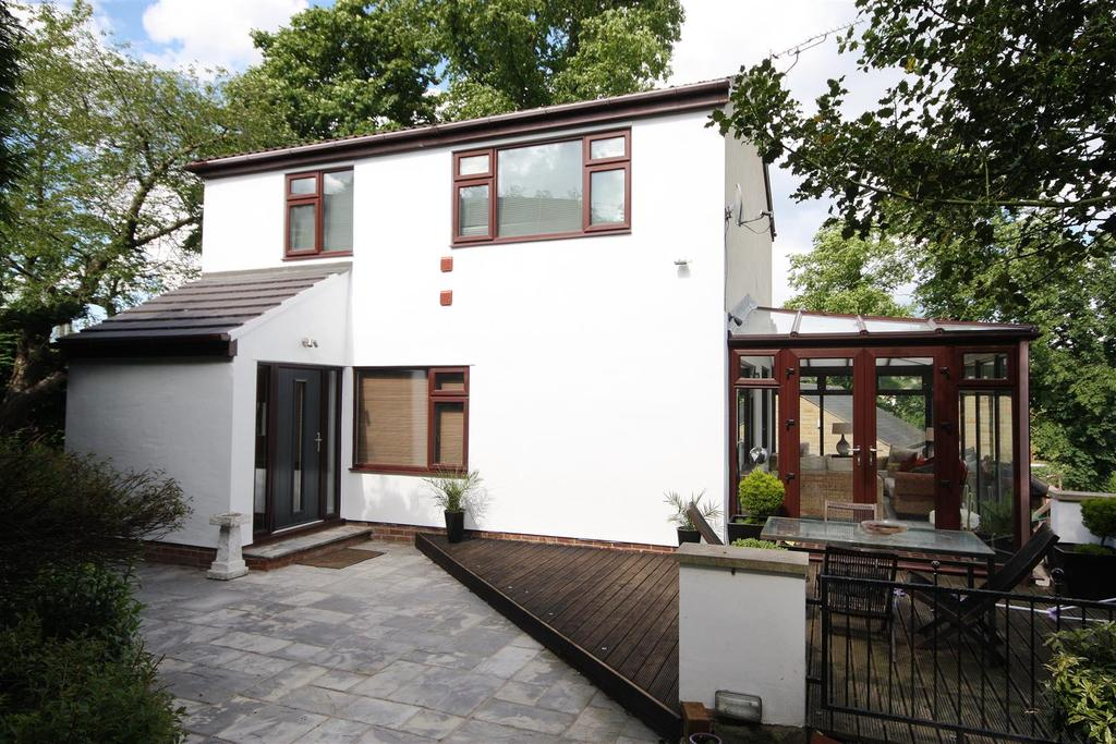 4 Bedrooms Detached House for sale in Woodland Croft, Horsforth