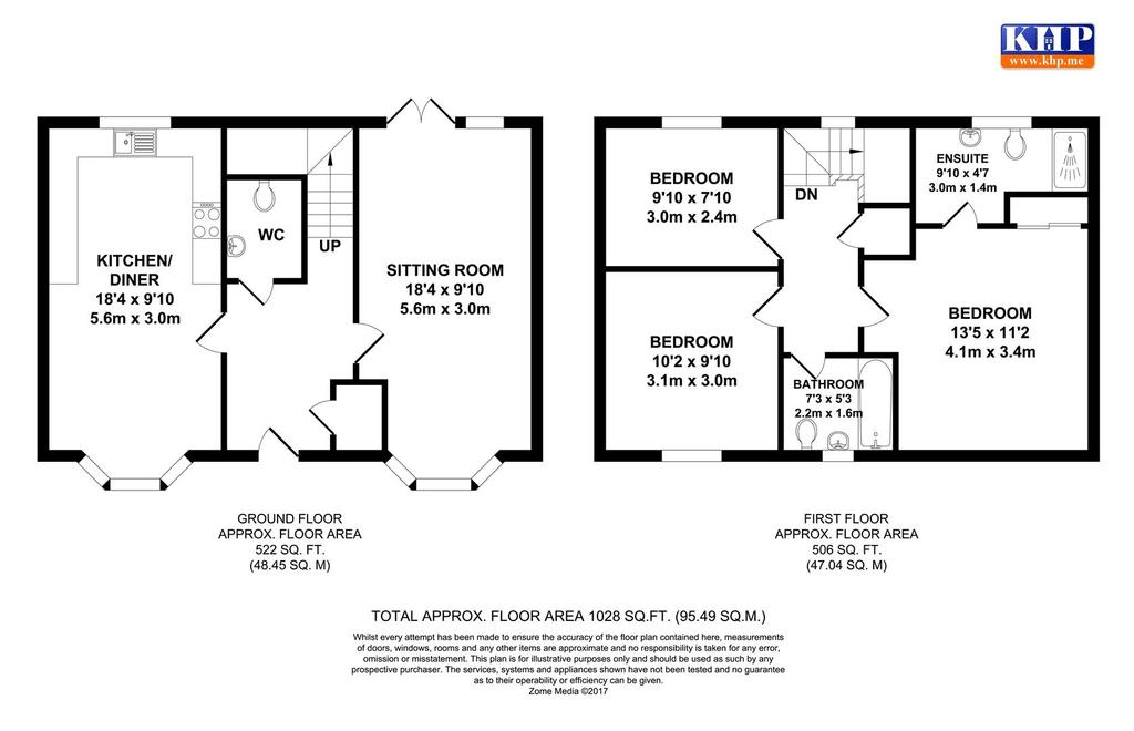 Floorplan: 3 Clarence Way FP.jpg