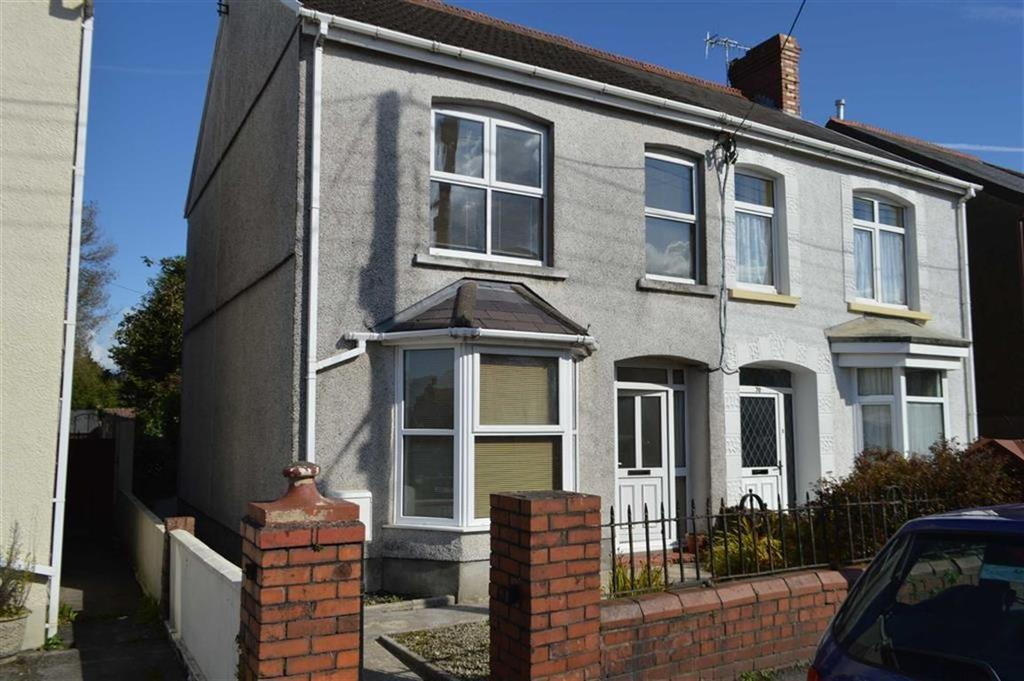 3 Bedrooms Semi Detached House for sale in Borough Road, Swansea, SA4