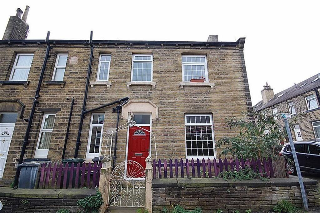2 Bedrooms Terraced House for sale in Wellington Street, Oakes, Huddersfield, HD3