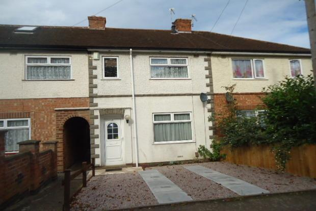 2 Bedrooms Town House for sale in Woodstock Road, Off Halifax Drive, Leicester, LE4
