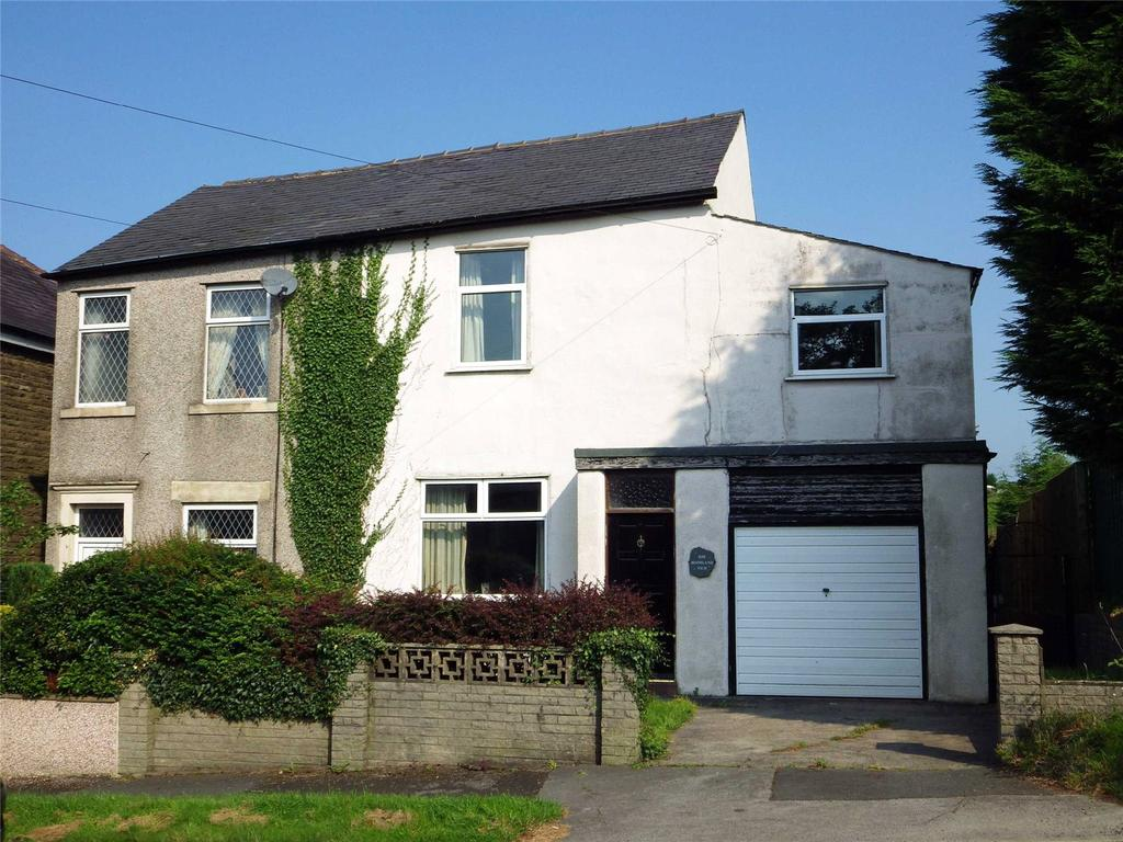 4 Bedrooms Semi Detached House for sale in Moorland View, Rossendale, Lancashire, BB4