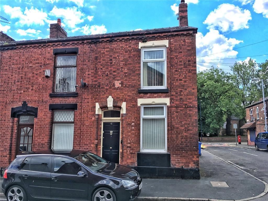 1 Bedroom End Of Terrace House for sale in Minto Street, Ashton-under-Lyne, Greater Manchester, OL7