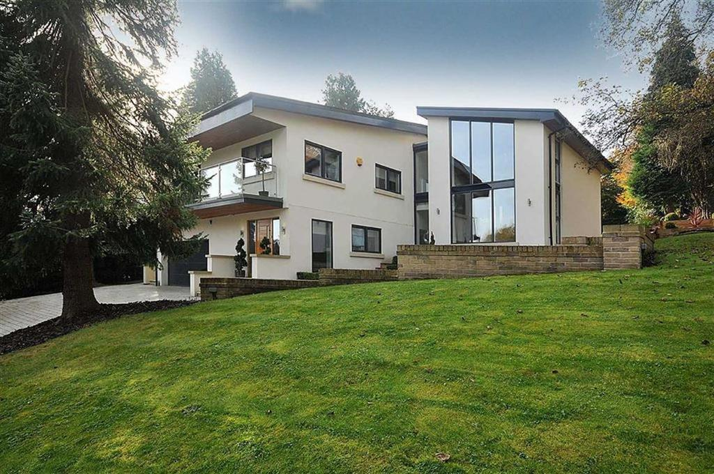 4 Bedrooms Detached House for sale in Packsaddle Park, Prestbury