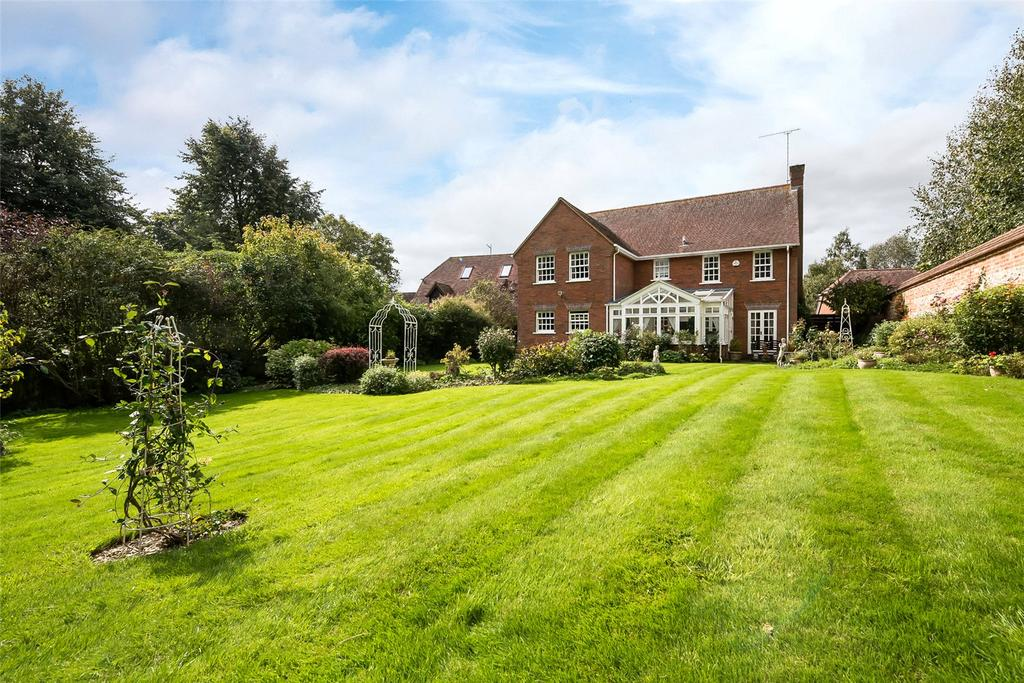 5 Bedrooms Detached House for sale in Penton Grafton, Hampshire, SP11