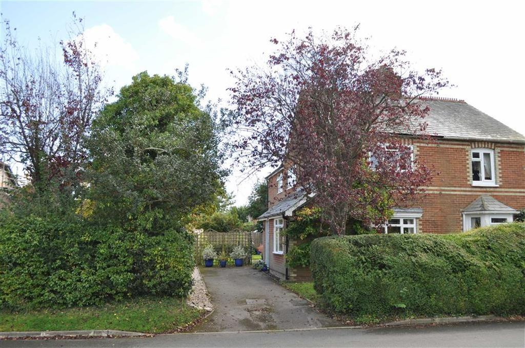 3 Bedrooms Semi Detached House for sale in Broadwell Road, Farnham