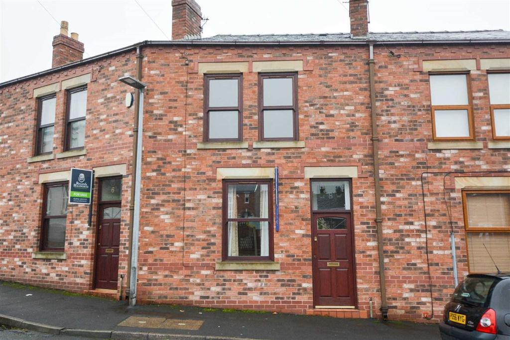 3 Bedrooms Terraced House for sale in Foster Street, Springfield, Wigan, WN6