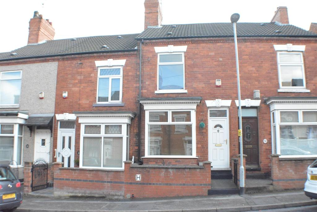 2 Bedrooms Terraced House for sale in Albion Street, Mansfield