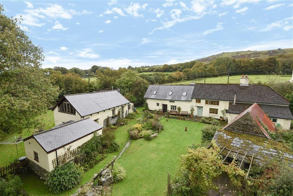 6 Bedrooms Detached House for sale in Sourton, Okehampton, Devon, EX20