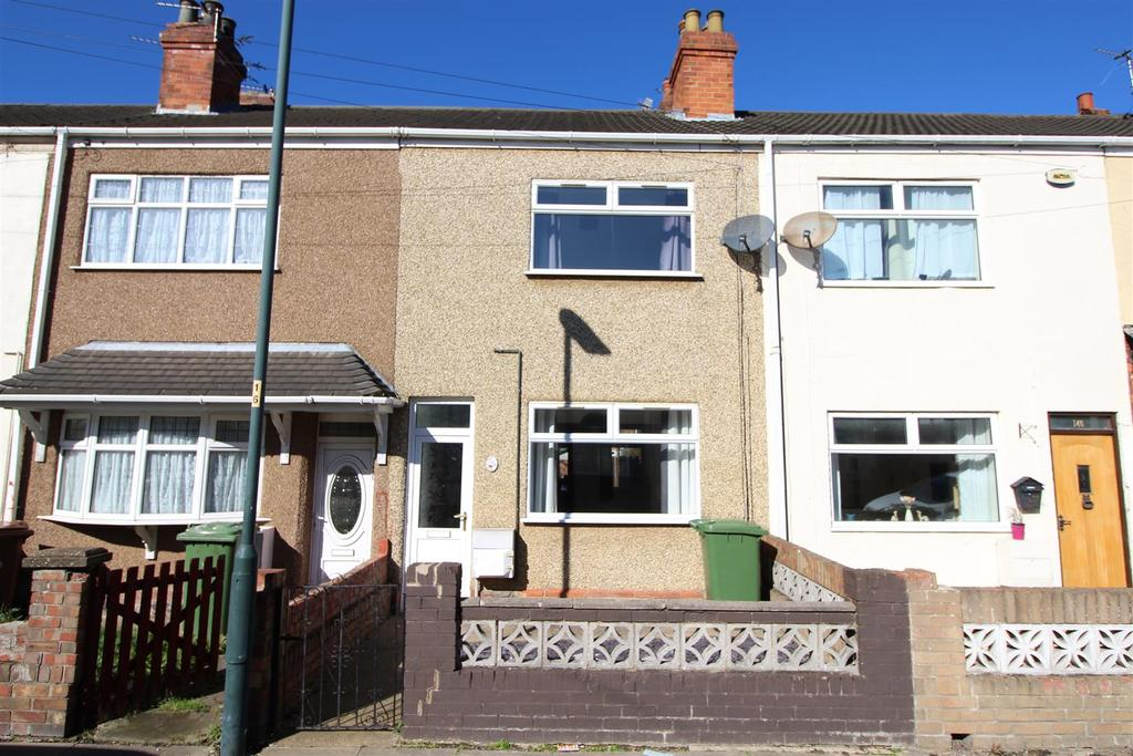 2 Bedrooms House for sale in Barcroft Street, Cleethorpes