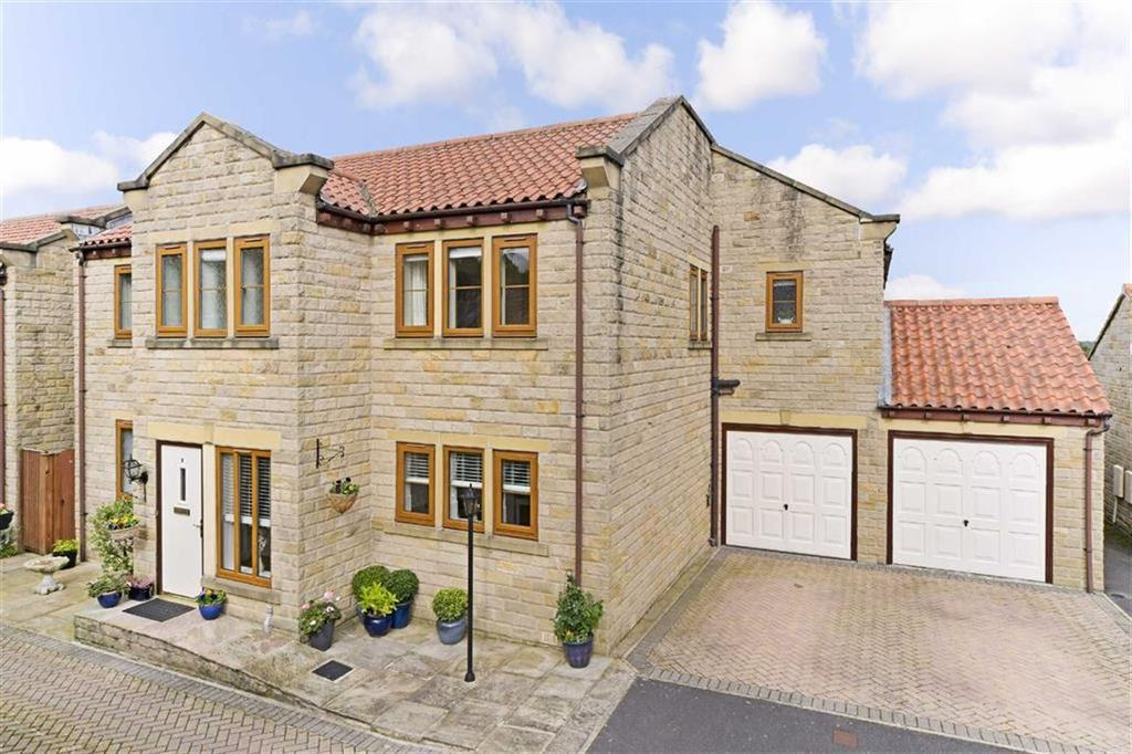 5 Bedrooms Detached House for sale in Manor Farm Way, Scotton, North Yorkshire