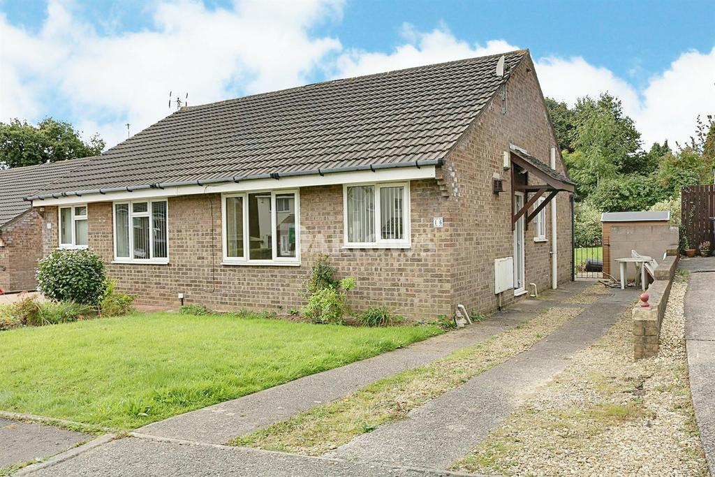 2 Bedrooms Bungalow for sale in Rhiwlas, Thornhill, Cardiff, CF14