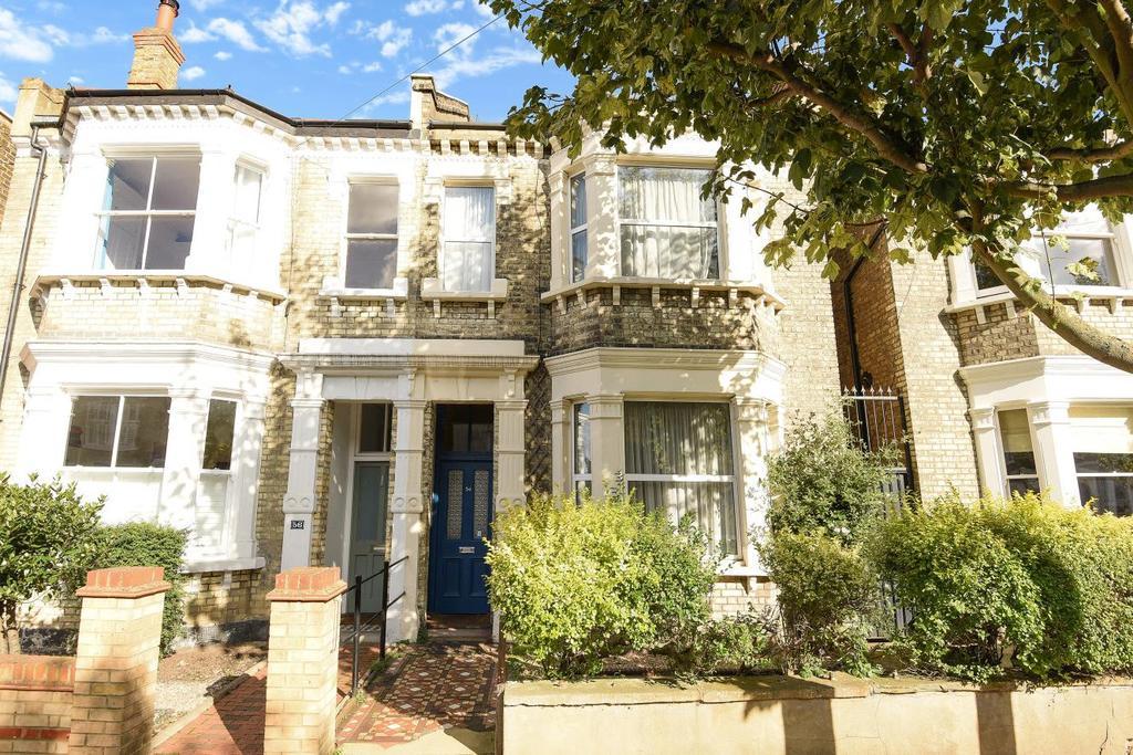 4 Bedrooms Semi Detached House for sale in Santos Road, Putney