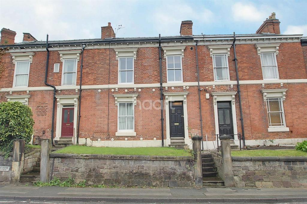 4 Bedrooms Terraced House for sale in Grove Bank, Derby