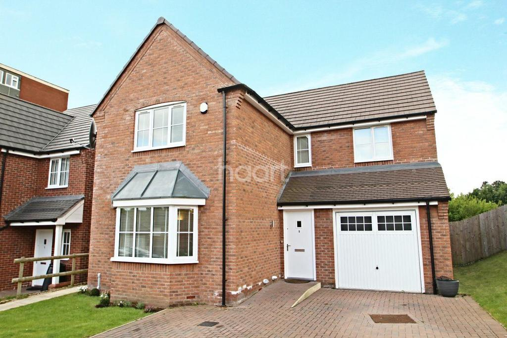 4 Bedrooms Detached House for sale in Howes Rise, Selly Oak