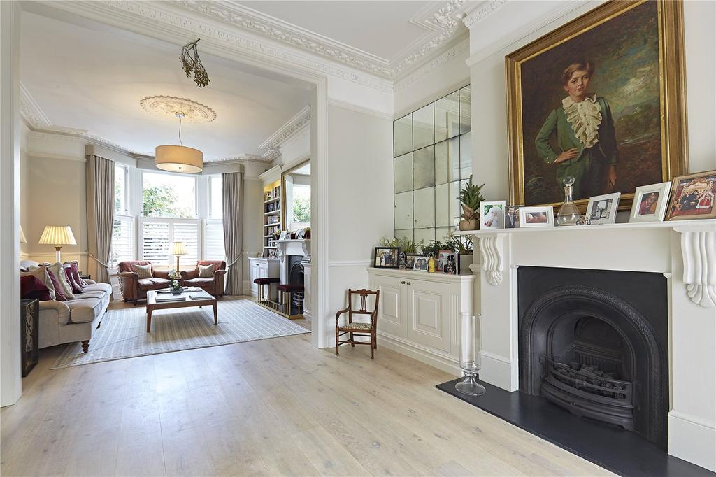 7 Bedrooms Terraced House for sale in Weltje Road, Ravenscourt Park, London, W6