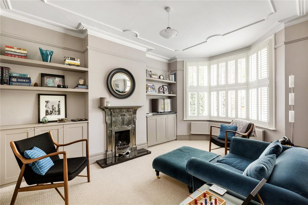 4 Bedrooms Terraced House for sale in Temple Sheen Road, London, SW14