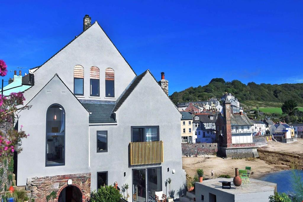 3 Bedrooms Terraced House for sale in Cawsand, Cornwall, PL10