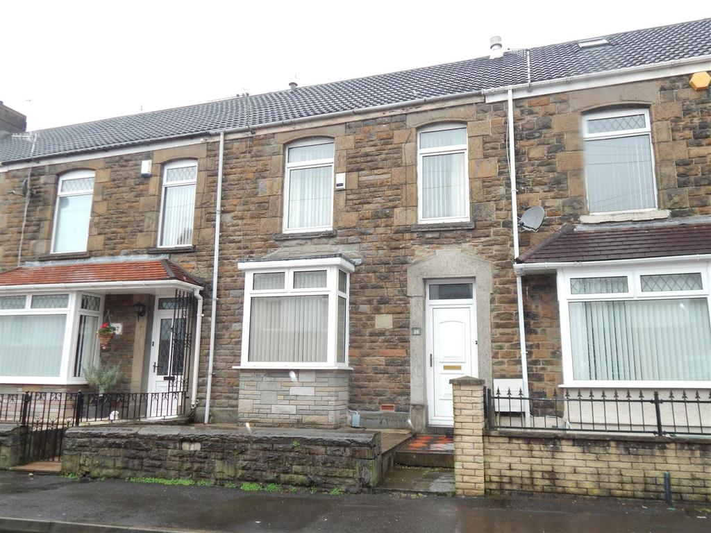 2 Bedrooms Terraced House for sale in Springfield Street, Morriston, Swansea