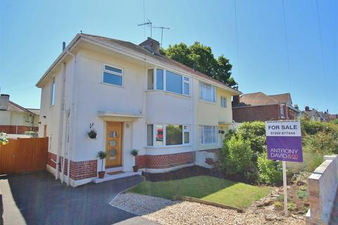 3 bedroom semi-detached house for sale - Jolliffe Road, Oakdale, POOLE, Dorset