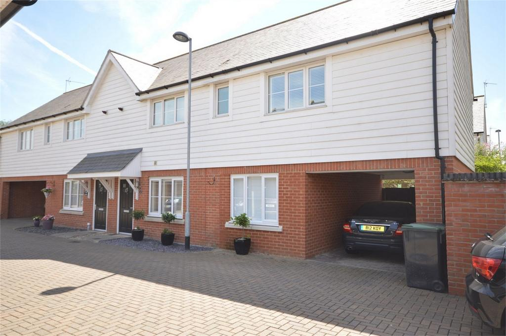 3 Bedrooms Semi Detached House for sale in 10 Seymour Chase, EPPING, Essex