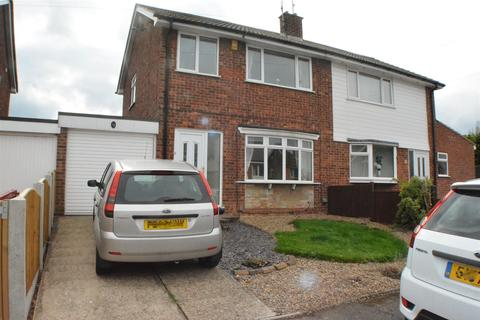 3 bedroom semi-detached house to rent - Abbotts Croft, Mansfield
