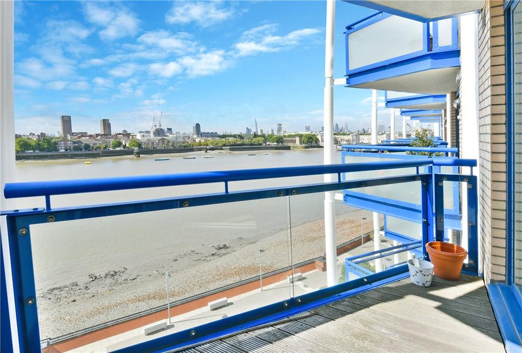 2 Bedrooms Flat for sale in Apollo Building, 1 Newton Place, Isle Of Dogs, London, E14