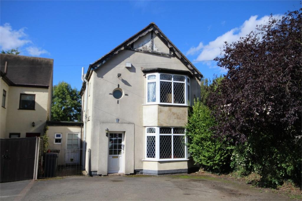 3 Bedrooms Detached House for sale in The Long Shoot, Nuneaton, Warwickshire