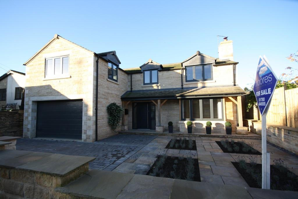 4 Bedrooms Detached House for sale in West Street, Easton on the Hill
