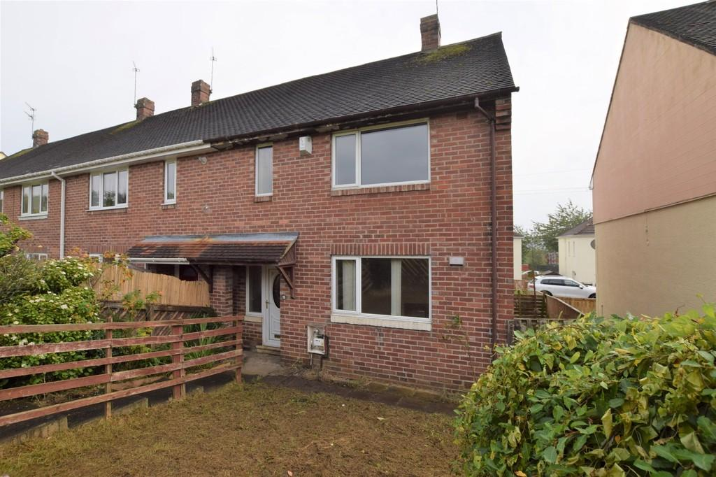2 Bedrooms End Of Terrace House for sale in Malvern Terrace, South Stanley, Co. Durham