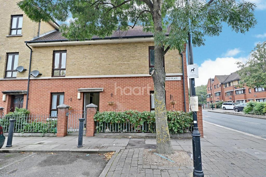 4 Bedrooms End Of Terrace House for sale in Apollo Place